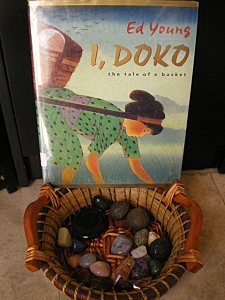 I, Doko The tale of a basket - Ed Young - IMGP7949 -