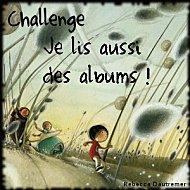 challenge Je lis des Albums