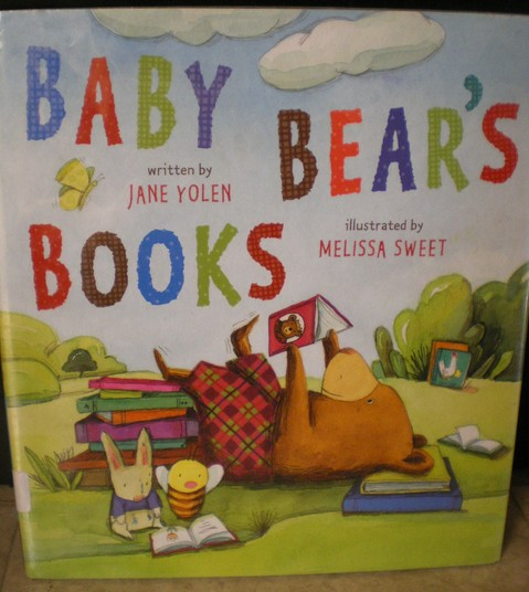 Album Baby bear's book 1