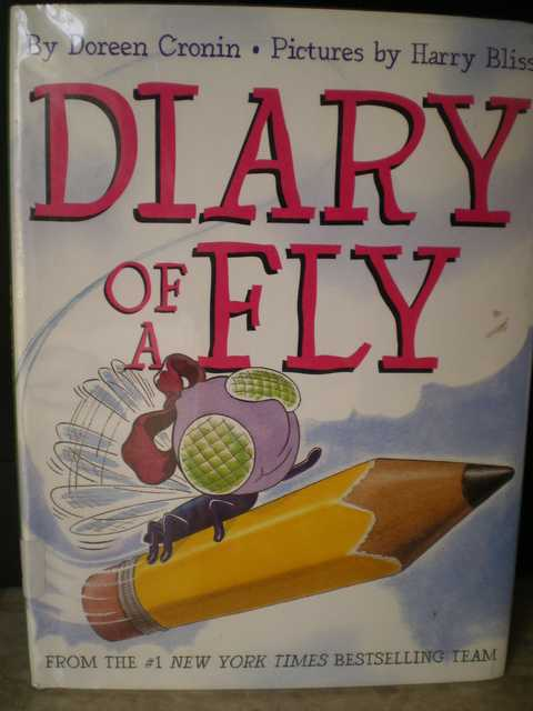 Diary Of A Fly - Doreen Cronin & Harry Bliss - Album Diary of a fly -