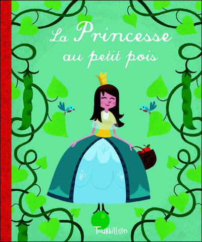 Album - La princesse au petit pois - Andersen - Leslecturesdeliyah