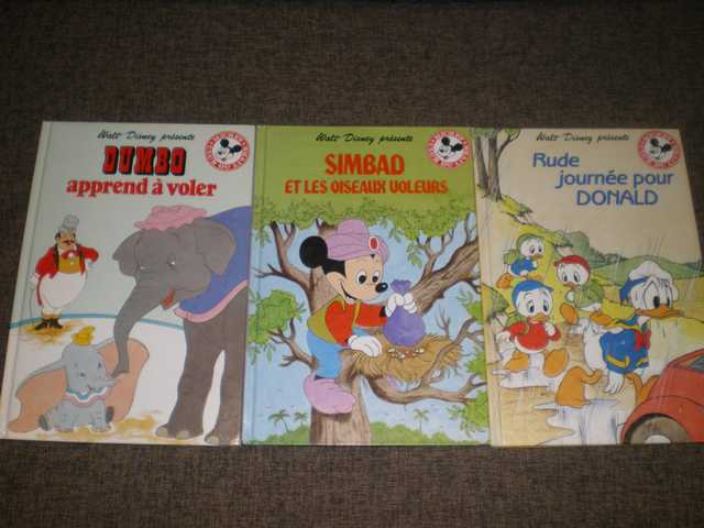 Collection Club Mickey - Les lectures de Liyah