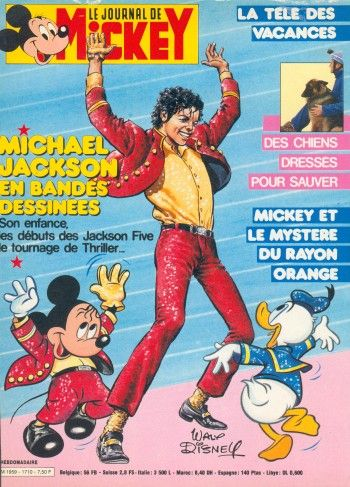 Le journal de Mickey - Les lectures de Liyah
