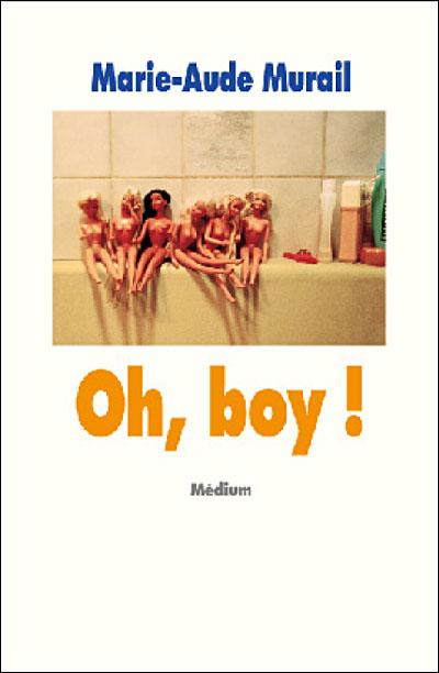 Oh Boy ! - Marie Aude Murail - Les lectures de Liyah