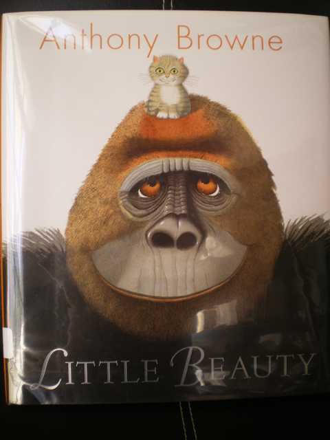 Little Beauty - Anthony Browne - Les lectures de Liyah