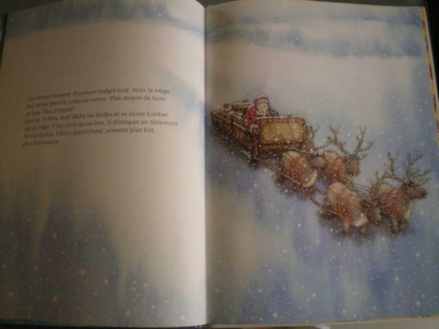 Père Noël réveille-toi ! 1 - Marcus Pfister - Les lectures de Liyah