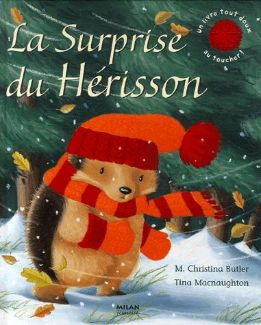 La surprise du Hérisson - Christina Butler - Les lectures de Liyah