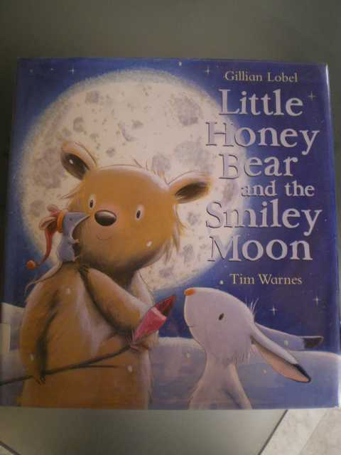 histoire enfant Little Honey Bear - Gillian Lobel - Les lectures de Liyah