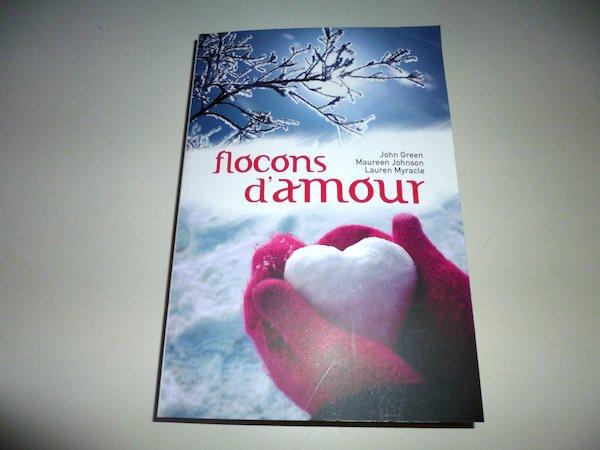 Roman ado Flocons d'amour
