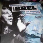 Chansons de Jacques Brel en BD - Les lectures de Liyah
