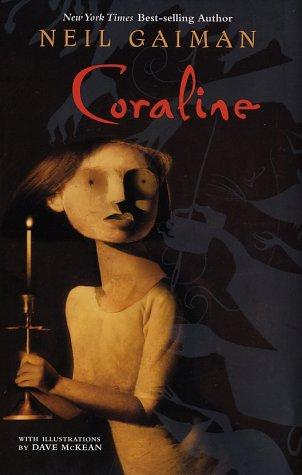 Coraline - N.Gaiman - Les lectures de Liyah