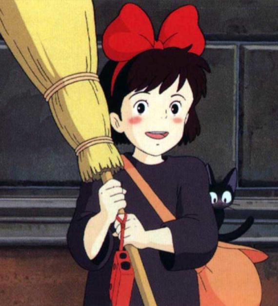 Kiki la petite sorcière 1 - Les lectures de Liyah