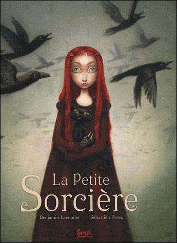 La petite sorcière - B.Lacombe - Les lectures de Liyah