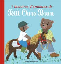 7 histoires d'animaux- Petit-Ours-Brun - D.Bour - Les lectures de Liyah