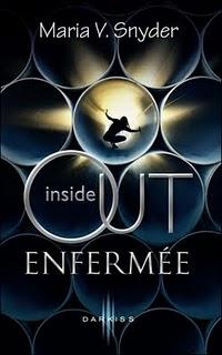Inside Out Enfermée - Snyder - Les lectures de Liyah