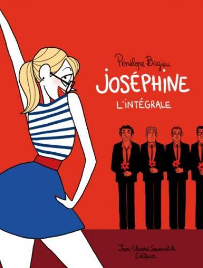 Josephine - P.Bagieu - Les lectures de Liyah
