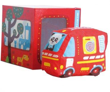 Le camion pompier de Malo - Tourbillon - Les lectures de Liyah