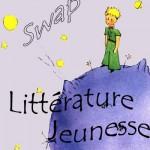 Logo swap littérature jeunesse