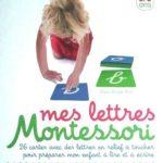Mes lettres Montessori - Nathan - Les lectures de Liyah