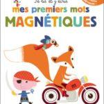 Mes premiers mots magnétiques - Tourbillon - Les lectures de Liyah