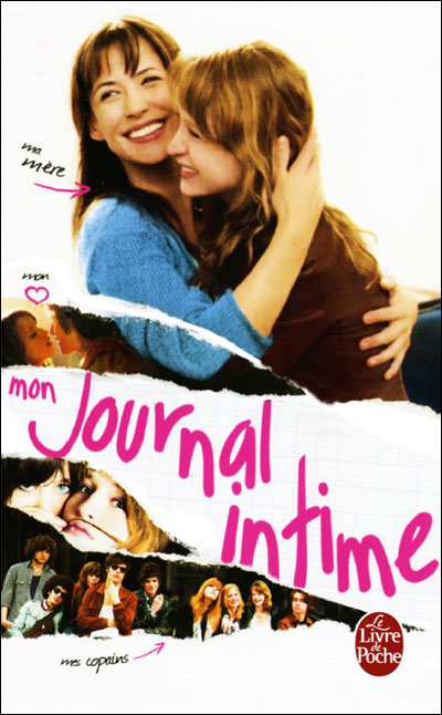 Lisa Azuelos Mon Journal Intime Liyah Fr Livre Enfant