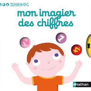 Mon imagier des chiffres - N.Choux - Les lectures de Liyah