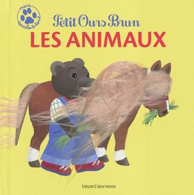 Petit ours brun - Les animaux - Les lectures de Liyah