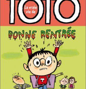 Toto Bonne rentrée - Tourbillon - Les lectures de Liyah