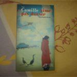 Camille aime pas danser - Thierry Magnier - Les lectures de Liyah