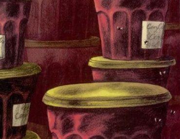 Cerise griotte - B.Lacombe - Les lectures de Liyah