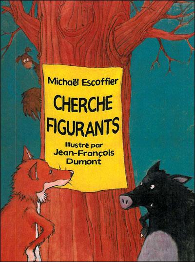 Cherche figurants, Michaël Escoffier et Jean-François Dumont - Les lectures De Liyah