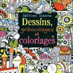 Dessins, gribouillages et coloriages - F.Watt - Les lecture de Liyah