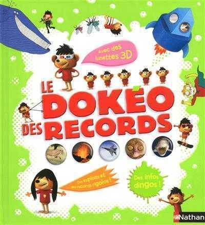 Dokeo des records - Nathan - Les lectures de Liyah