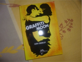 Graffiti Moon - Albin Michel - Les lectures de Liyah