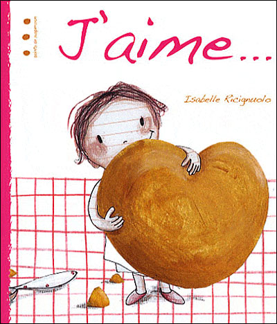 Isabelle Ricignuolo - J'aime... - Les lectures de Liyah