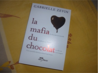 La mafia du chocolat - Albin Michel - Les lectures de Liyah