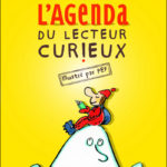 L'agenda du lecteur curieux, Régine Barat, Pef - Les lectures de Liyah