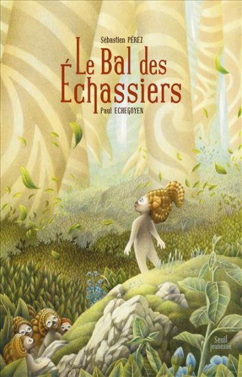 Le bal des échassiers - S.Perez - Les lectures de Liyah