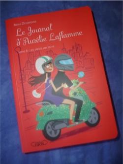 Le journal d'Aurélie Laflamme - Michel Lafon - Les lectures de Liyah