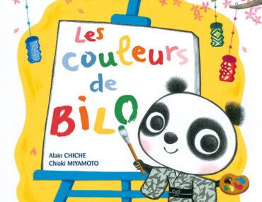 Les couleurs de Bilo - A. Chiche - Les lectures de Liyah