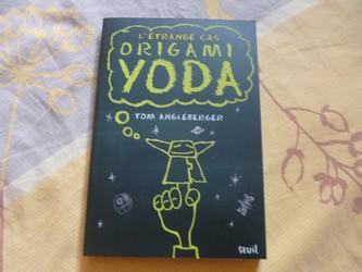 L'etrange cas Origami Yoda - Seuil - Les lectures de Liyah