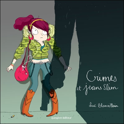 Luc Blanvillain - Crimes Et Jeans Slim - Les lectures de Liyah