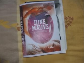 Lune Mauve - Casterman - Les lectures de Liyah
