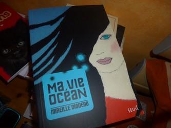 Ma vie océan - Seuil - Les lectures de Liyah