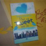 Pour un tweet avec toi - Milady - Les lectures de Liyah