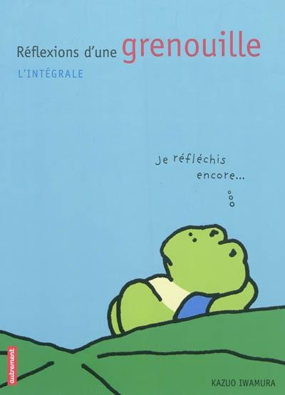 Reflexions d'une grenouille - K.Iwamura - Les lectures de Liyah