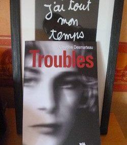 Troubles - Albin Michel - Les lectures de Liyah
