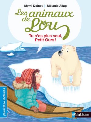 Animaux de Lou - Ours - Les lectures de Liyah