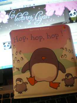 Hop hop hop Usborne - Les lectures de Liyah