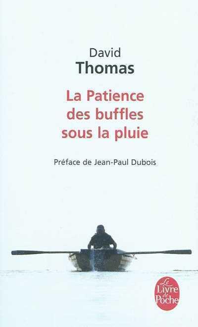 La patience des buffles sous la pluie - Thomas - Les lectures de Liyah